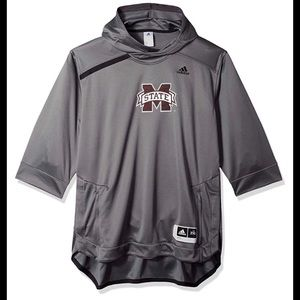 ADIDAS | Mississippi State Hoodie